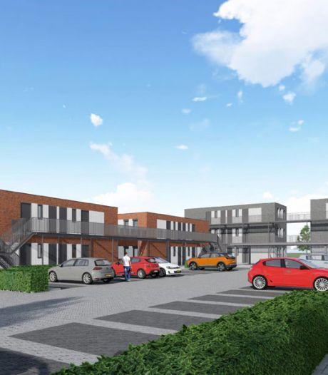 Centrale huisvesting arbeidsmigranten in Sluiskil komend voorjaar gereed, bouw deze week begonnen