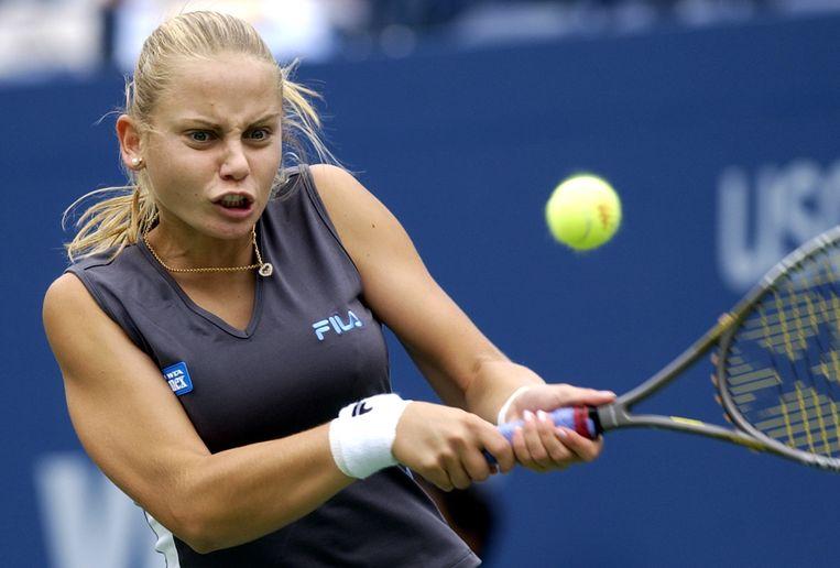 Jelena Dokic in 2002.