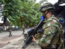 Veertien FARC-rebellen en een militair gedood in Colombia