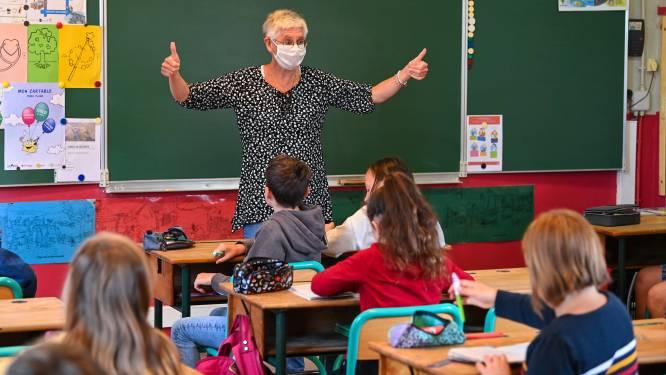 """School Balgerhoeke sluit donderdag preventief de deuren: """"Alle leerkrachten en medewerkers vandaag getest"""""""