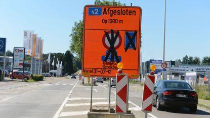 Na de krokusvakantie verkeershinder verwacht aan de Brusselsesteenweg omdat bomen worden gesnoeid