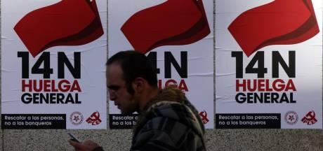 L'Espagne se prépare à la grève générale