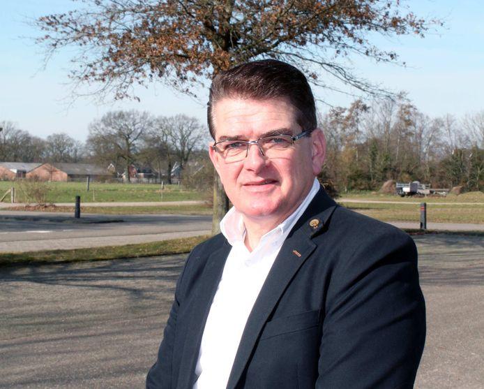 Hans ter Keurst was eerder wethouder in zijn woonplaats Rijssen-Holten en Ommen.