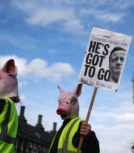 """Panama Papers"": David Cameron contre-attaque"