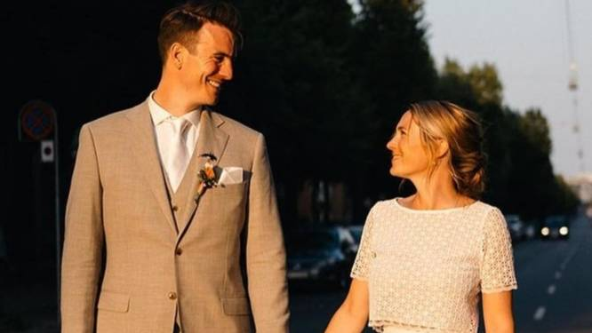 Charlotte Anne Bongaerts is in het huwelijksbootje gestapt