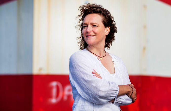 SP-Kamerlid Renske Leijten overwoog serieus te stoppen als Tweede Kamerlid door haar burnout: ,,Je slaapt niet goed meer.''