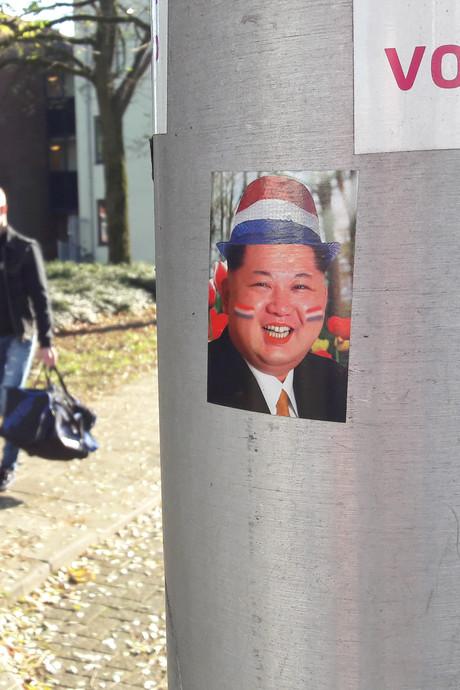 Dictator als politieman doet Doetinchem weinig: 'Niet lollig'