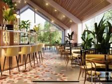 Een nieuw grand-café bouwen in coronatijd: dit Nijmeegse horecakoppel durft het aan
