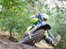 Nijverdalse coureur Max Schwarte maakt indruk in finalewedstrijd van EK in Hellendoorn