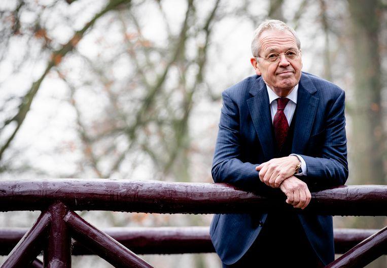 Oud-ombudsman Alex Brenninkmeijer. Beeld Hollandse Hoogte /  ANP