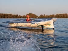 Amersfoortse Laura werkt aan boot die vaart op waterstof en doet mee aan internationale bootrace
