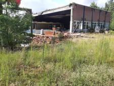 Omwonende Netty na vuurzee in zwembad Bilthoven: 'Brandstichting? Het zou me niet verbazen'