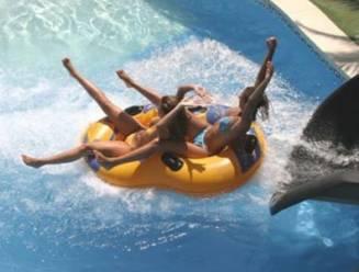 Nederlandse toeriste krijgt 100.000 euro schadevergoeding na ernstig ongeluk in Spaans waterpark