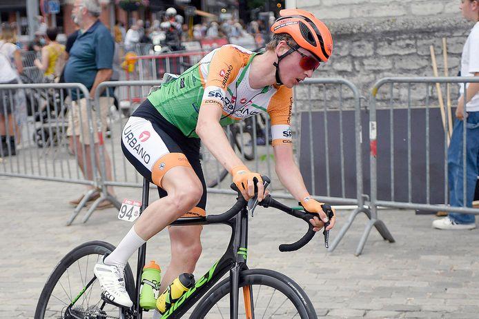 Vincent Van Hemelen sloot de Ronde van Vlaams-Brabant als tweede af, voor hem een eerder teleurstellend eindresultaat.