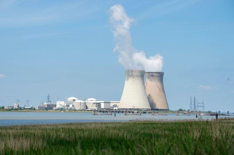 Kerncentrale Doel Beeld Klaas De Scheirder
