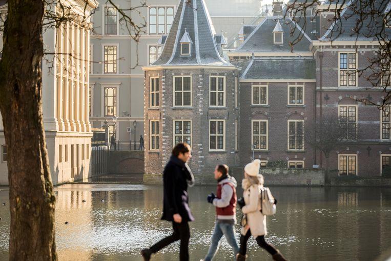 Exterieur van het Torentje op het Binnenhof. Beeld Hollandse Hoogte / Novum RegioFoto