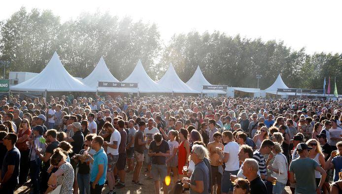 In 2018 was het nog volle bak op Weitjerock.