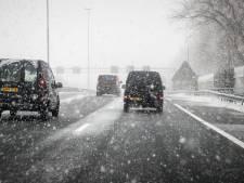 Code geel in Brabant: sneeuw en mogelijk ijsregen