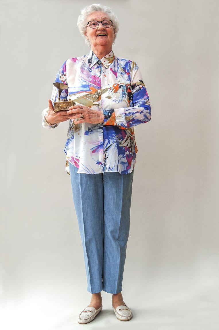 Een aansteker met speeldoosje Beeld Linette Raven Fotografie