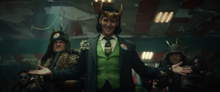 Loki Beeld Disney