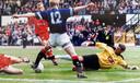 Guido van de Kamp won in 1994 de beker met Dundee United, in de finale werd het destijds ongenaakbare Glasgow Rangers met 1-0 verslagen.