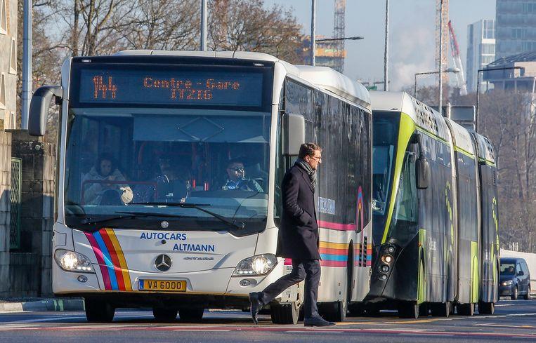 Het openbaar vervoer wordt gratis in het Groothertogdom Luxemburg.