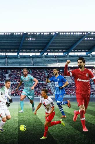 Met 9 voor 3 plaatsen, de kandidaten voor play-off 1 gewikt en gewogen door onze clubwatchers: wie heeft de beste eindsprint?