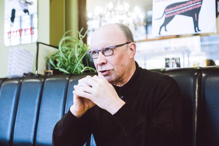 Roger Kesteloot: 'De regering heeft uitzonderingen op de uitstootnormen voorzien voor ambulances, legervoertuigen en gehandicaptenvervoer. Maar niet voor ons.' Beeld Francis Vanhee