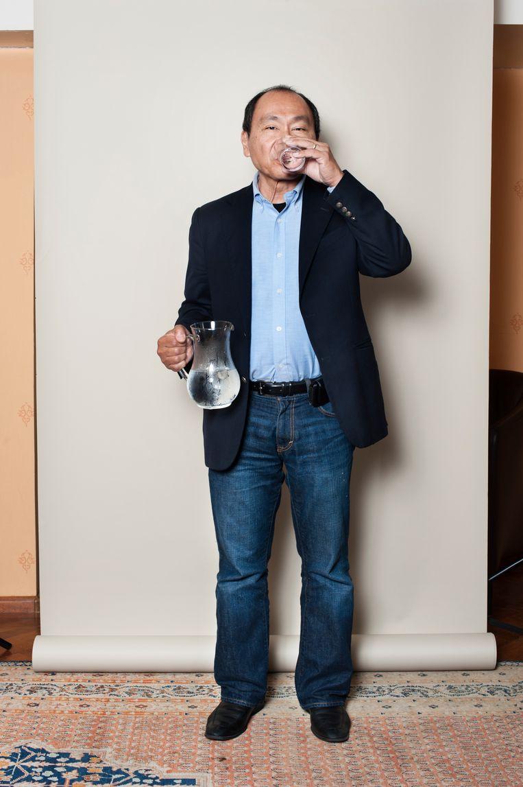Francis Fukuyama. Beeld Els Zweerink