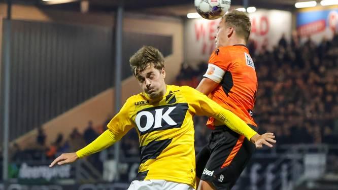 NAC-trainer De Graaf verliest Antonia, maar ziet De Rooij pijnvrij voetballen
