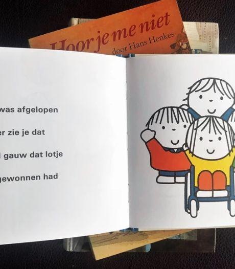 Diversiteit van de samenleving; in een goed kinderboek doet gehandicapt kind gewoon mee