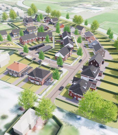 Groen licht nieuwe wijk de Esch Tubbergen; ontwikkelaar laakt bezwaarprocedure