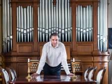 Organist Ben van Oosten laat St Paul's Cathedral trillen met meer decibels dan opstijgende Concorde