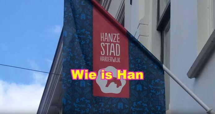 Kakhiel heeft moeite met de term 'Hanzestad'.