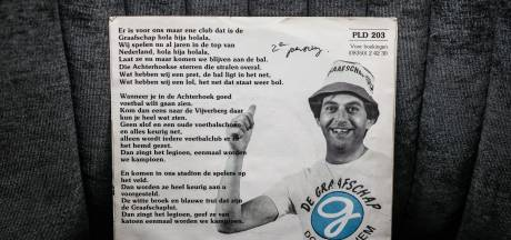 Door corona maakt Henny van Londen, schrijver clublied uit 1981, mogelijke promotie van zijn Graafschap-helden niet meer mee