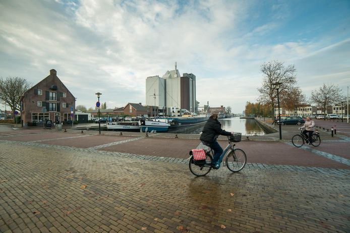 De gemeente Nijkerk wil de ontwikkeling van het gebied bij de Havenkom met hulp van het Rijk versnellen.