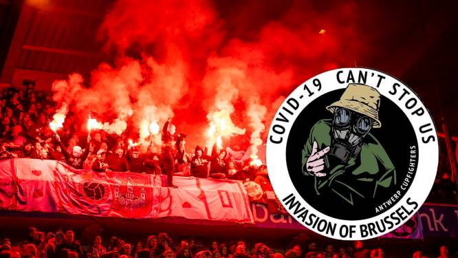 Trekken harde kernen van Club en Antwerp naar Brussel voor bekerfinale? Politie en KBVB houden hun adem in