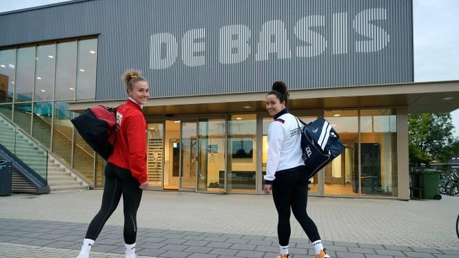 Volleybalzussen Emma en Ana tegen elkaar: 'Maar vooraf hebben we samen pannenkoeken gegeten'