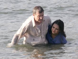 Mila Kunis redt Robin Williams van verdrinking