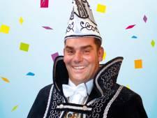 Isaac Groenen is Prins Isaac I van cv De Brouwhazen uit Helmond