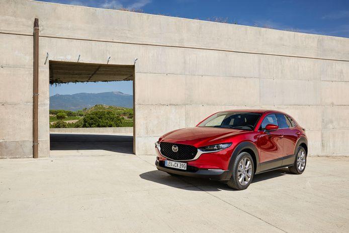 De Mazda CX-30 is in veel opzichten een verleidelijke SUV.