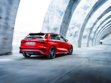 Audi lanceert brulbeest RS3 en daar baalt de gemeente Rotterdam enorm van