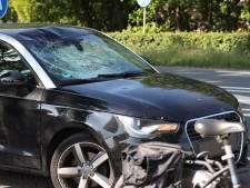 Fietser gewond bij aanrijding met auto in Schijndel