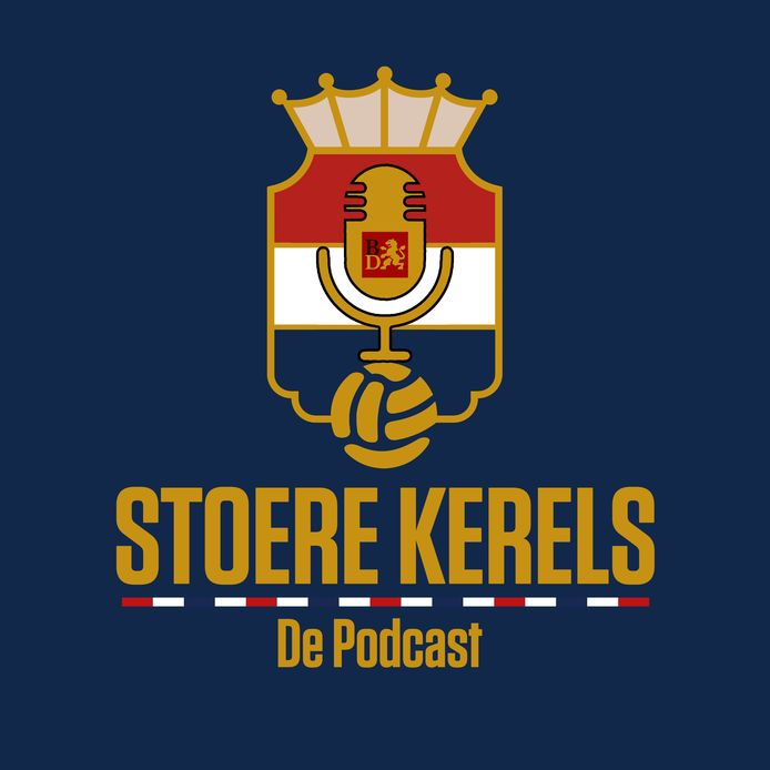 Stoere Kerels, de podcast. Een podcast van het Brabants Dagblad over Willem II