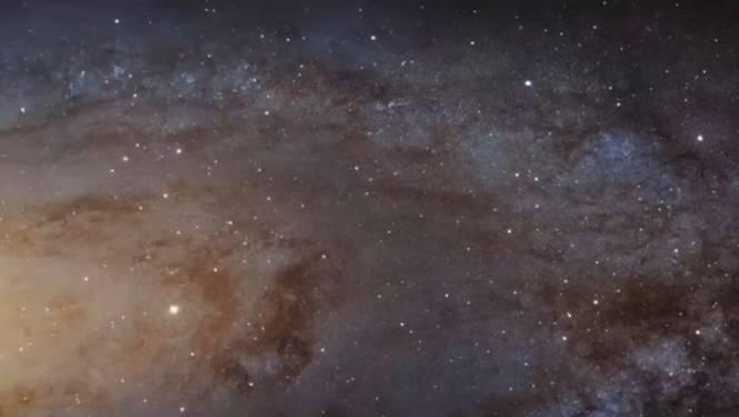 Dit filmpje helpt om de onmetelijkheid van het heelal te vatten