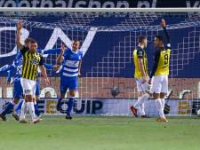 PEC Zwolle speelt na de winterstop de helft van de wedstrijden op zaterdag