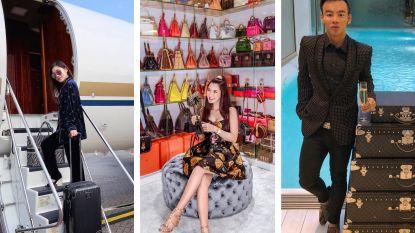 'Crazy Rich Asians' maar dan in het echt: dit zijn de jonge miljardairs van het Oosten
