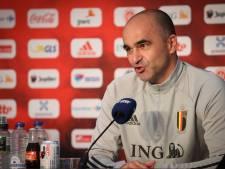"""Roberto Martinez: """"Nous devons passer un palier contre la Croatie"""""""