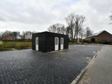 Nieuwe bewoners nog voor de zomer in huurwoonwagens Verdistraat Tubbergen
