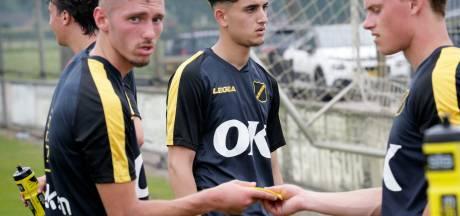 Voormalig NAC-spits Skender Loshi komt op proef bij FC Den Bosch
